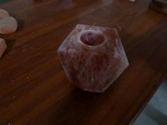 Dimond candle