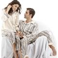 lover sleepwear set autumn and winter