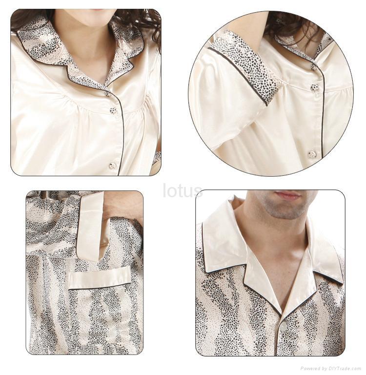 ... lover sleepwear set autumn and winter silk sleepwear female lovers  sleep set 4 872918022