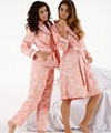 2012 new style winter nightgown female