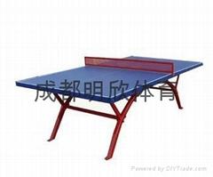 成都乒乓球台