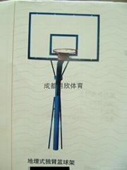 成都籃球架