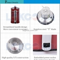 2012 New Style Micro-controlled Food Processor with C 2