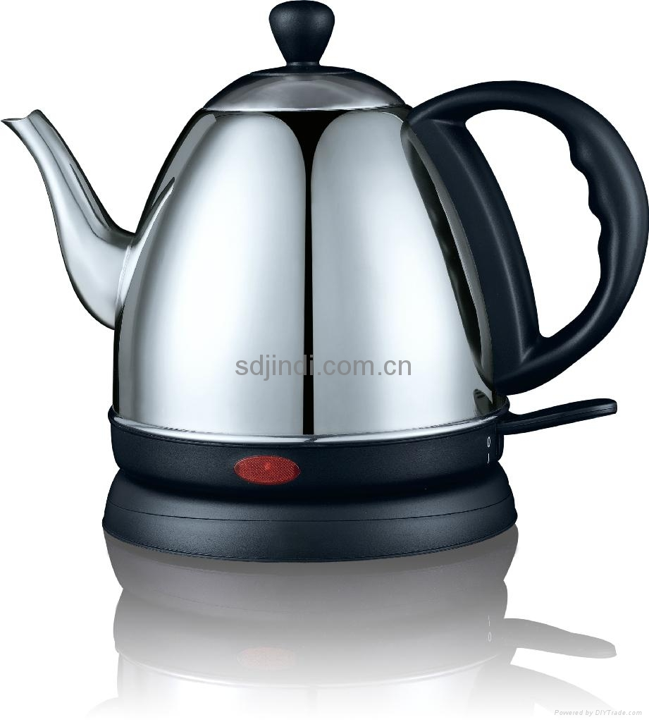 0.8L Mini Stainless Electric Water Kettle  1