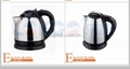 0.8L Mini Stainless Electric Water Kettle  5