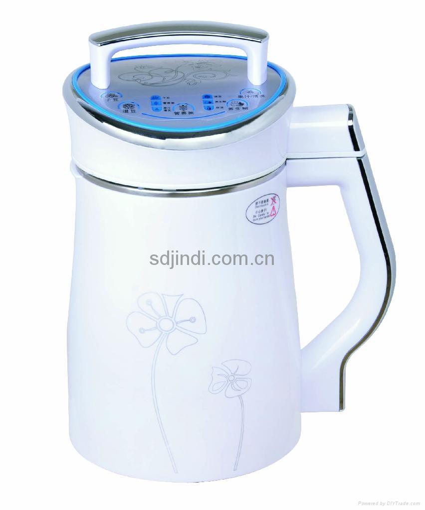1.3L micro-controlled food processor 1