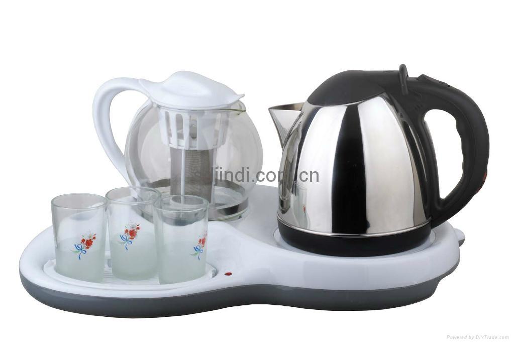 1.2L Durable Stainless Steel Tea  Kettle Set 3