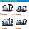1.5L Automatic Stainless Steel Electric Tea Kettle 4