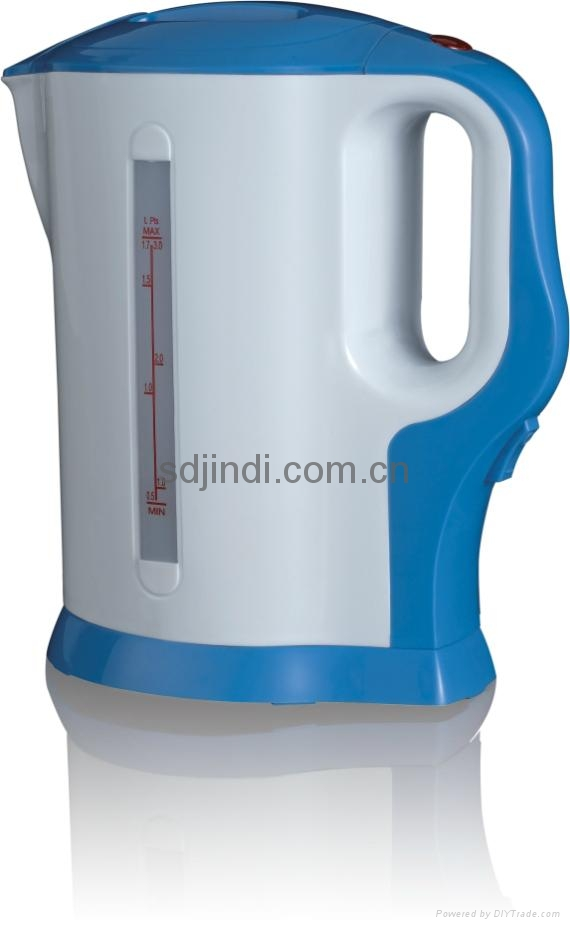 2012 New Style Automatic Plastic Kettle  1