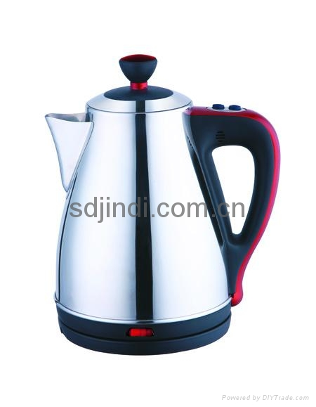 2L Stainless Steel Kettle  4