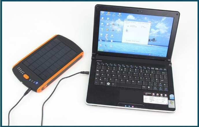 Most Powerful Solar Charger For Laptop Iphone Ipad