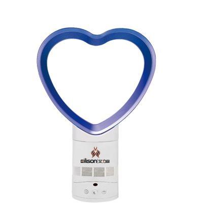 Heart shape ladeless fan  1