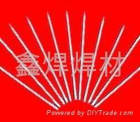 天津银焊条HAG-2B银2%银焊条