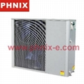 EVI Air Source Heat Pump
