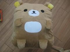 輕鬆熊暖手枕
