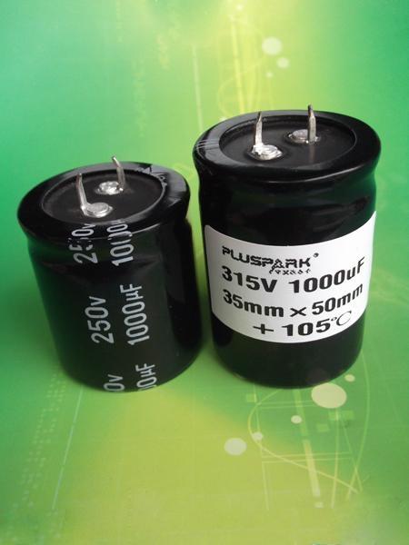 Capacitor 680uF 400V SNAP-IN 1