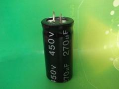 Capacitor aluminum 1500uF 100V Snap-in