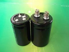 Capacitor 3900uF 350V screw terminal,20%,85C,