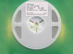 Multilayer chip varistor 0805 1206 1210 1812 3225 4032