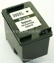 国产优质兼容 惠普300XL大容量墨盒