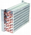 copper tube fin evaporator