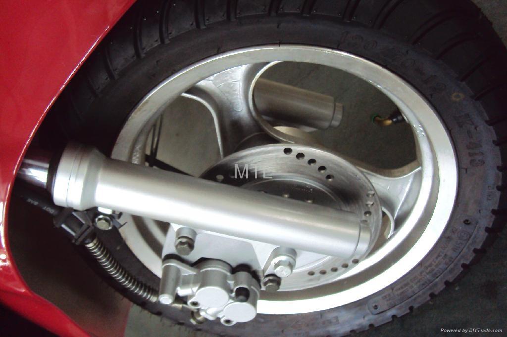 EEC high power electric motorcycle 1