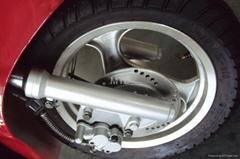 EEC high power electric motorcycle