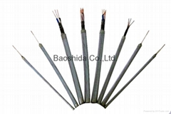 Modified polypropylene insulated Logging cable