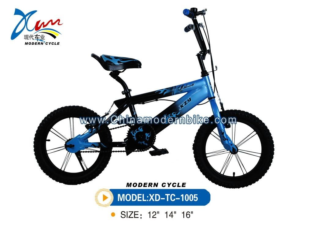 MTB children cycle 1