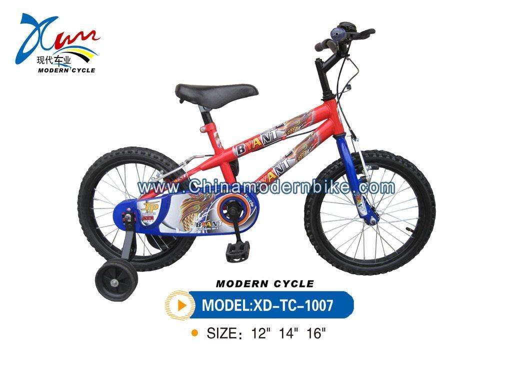 16 inch children bicycle 1