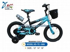 Two-wheel children bicycle