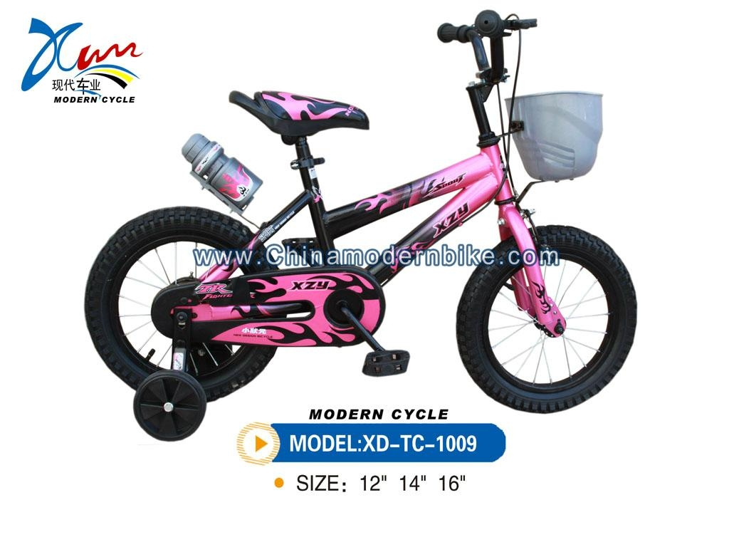 Two-wheel children bicycle 2