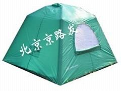 新型旅游充气帐篷
