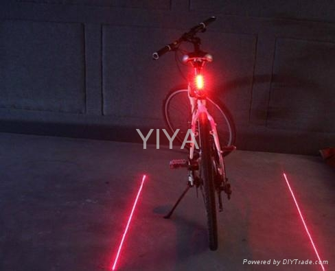 Rechargeable led tail light for bike  4