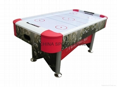 air hockey table game table slide hockey