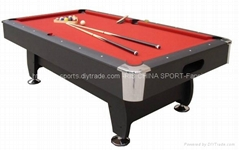 pool table billiard table game table