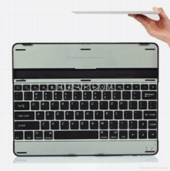 IK-104 iPad2/3 Aluminium bluetooth Keyboard case
