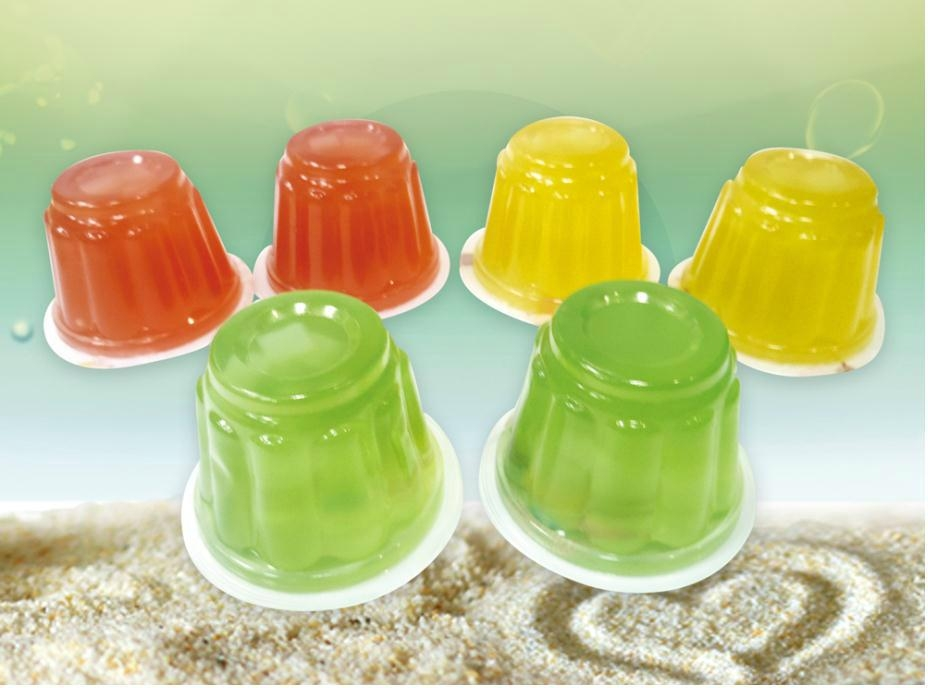 Fruit Jello Cups 100g Fruit Jelly Cup Assorted