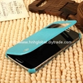 Window Opening Design Case for Samsung Galaxy S4 2