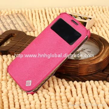 Window Opening Design Case for Samsung Galaxy S4 3