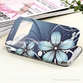 Summer Flower Silk-Printed Design Case