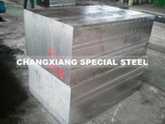 Mould steel 1.2360/DC53