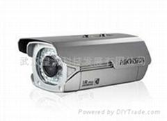 海康威视红外防水筒型摄像机