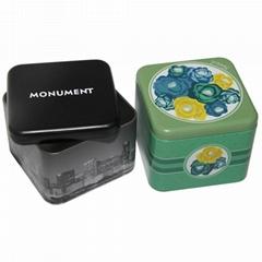 watch tin box