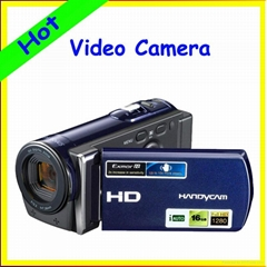 Factory supply digital video camera photo camera 16mp mega pixels 16x zoom OEM