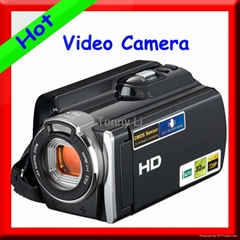Digital camera video camera photo camera camcorder 16MP 16x zoom