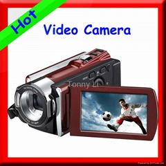 16MP 16x zoom digital camera video camera camcorder 3.0 TFT LCD