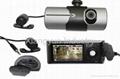 HD 720P mini dvr cameracar black box