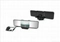 HD 720P rearview mirror dvr canera car