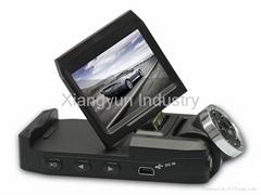 HD 1080P night vision dvr camera car